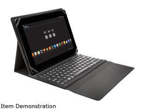 Kensington Integrated Bluetooth Keyboard w (6) High-Performance Key Rows Model K97317US