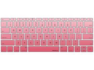 macally Pink MacBook Keyboard Cover Model KBGuardMBPKG