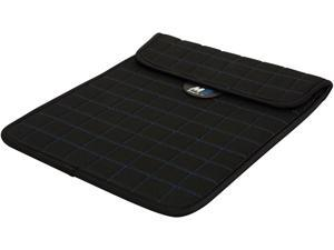 "Mobile Edge Neogrid Carrying Case (Sleeve) for 10"" iPad, Tablet PC - Black, Blue"