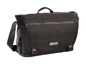 ECBC Black Tomahawk Messenger Bag Model B7204-10