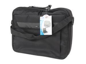 "Inland Black 17.3"" Professional Laptop Notebook Briefcase Model 02459"