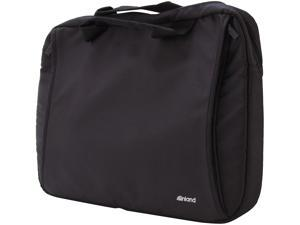 "Inland Black 15.6"" Laptop Notebook Tote Model 02550"