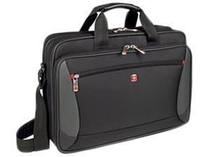 SwissGear Black Mainframe Notebook Case Model 64038010