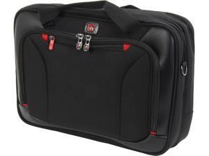 "SwissGear Black HIGHWIRE 17"" / 43 cm Laptop Briefcase Model 28373001"