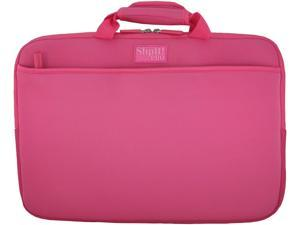 "PC Treasures Pink Carrying Case for 15"" Notebook Model 07638"