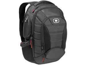 """OGIO Bandit 17"""" Laptop/Tablet Backpack Black Model 111074.03"""