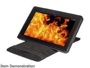 Digital Treasures Black Notebook Case
