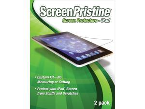 PC Treasures Clear Screen Pristine iPad Screen Protector 2-pack Clear Model 07542-A