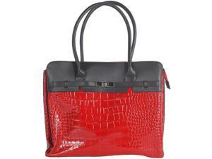 PC Treasures Red Designer Fashion Cases 15.6 inch Model 08392
