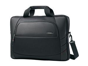 "Samsonite Black Xenon 2 Slim Brief for 17"" Laptop Model 49206-1041"