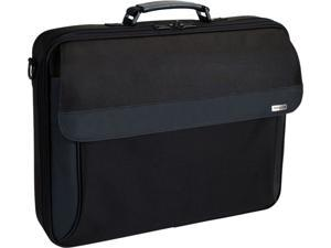 Targus  Black  Intellect Clamshell Laptop Bag / Case fits 17.3 inch Laptops, BlackModel TBC005EU