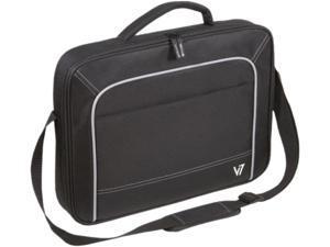 """V7 Vantage CCV2-9N Carrying Case for 17"""" Notebook - Black, Gray"""