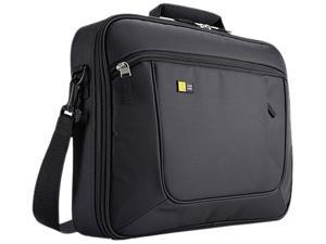 "Case Logic Carrying Case (Briefcase) for 17.3"" Notebook, iPad, Tablet - Black"