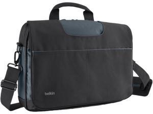 "Belkin Carrying Case (Messenger) for 13"" Notebook - Black, Gray"