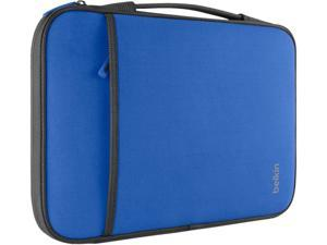 BELKIN Blue Slim Protective Sleeve with Carry Handle and Zipped Storage Model B2B075-C01