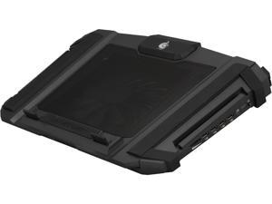 CM Storm SF-17 - Gaming Laptop Cooling Stand with 180 mm Fan and 4 Ergonomic Height Settings