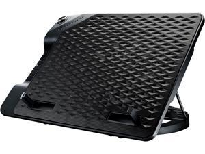 Cooler Master NotePal ErgoStand III - Premium Ergonomic Laptop Cooling Stand with Large 230mm Silent Fan and 4-Port USB Hub