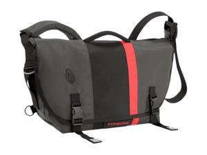 Timbuk2 Carbon Grey/Black/Bixie FC/Carbon Grey D-Lux Laptop Racing Stripe Messenger 165-2-2197 - S