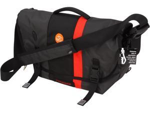 Timbuk2 Carbon Grey/Black/Bixie FC/Carbon Grey D-Lux Laptop Racing Stripe Messenger 165-4-2197 - M