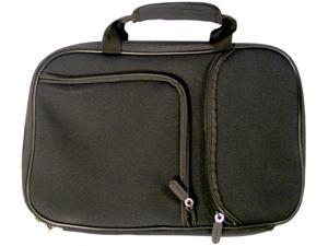 PC Treasures Black PocketPro Deluxe Netbook Case Model 07031
