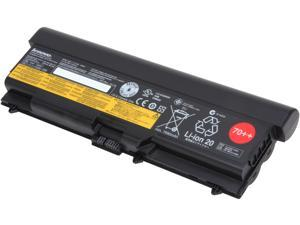 Lenovo 0A36303 ThinkPad 9-Cell 70++ Notebook Battery for Lenovo ThinkPad L410, L412, L420, L430, L510, L512, L520, L530, T410, T410i, T420, T420i, T430, T430i, T510  (Factory sealed Lenovo retail box)