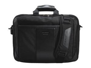 "Everki Black 16"" Versa Premium Checkpoint Friendly Laptop Bag / Briefcase Model EKB427"