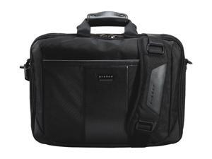 "Everki Black 17.3"" Versa Premium Checkpoint Friendly Laptop Bag / Briefcase Model EKB427BK17"