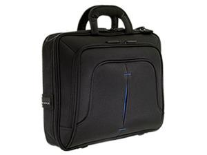Eco Style Black Tech Pro TopLoad Case-Blue Checkpoint Friendly Model ETPR-BL15-CF