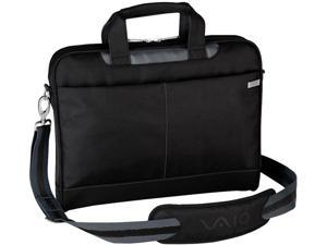 "SONY VAIO Black Casual Topload Case Fits up to 13"" Model VGPAMT1C13/B"