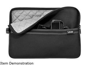 "SONY VAIO Black Neoprene 13"" Sleeve Model VGPAMN1C13/B"