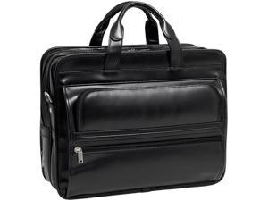 McKleinUSA Elston P Series 86485 Double Compartment Laptop Case