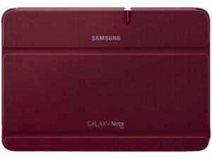 SAMSUNG Garnet Red Galaxy Note 10.1 Book Cover Model EFC-1G2NRECXAR