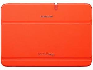 SAMSUNG Orange Galaxy Note 10.1 Book Cover Model EFC-1G2NOECXAR