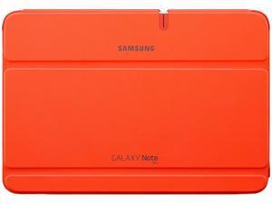 SAMSUNG Orange Galaxy Note 10.1 Book Cover Model EFC-1G2NOECXAR