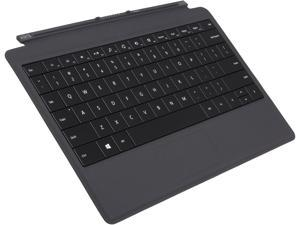 Microsoft Charcoal Surface Type Cover 2 Keyboard for Surface 2 / Surface Pro / Surface Pro 2 Model N7W-00001