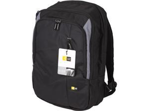 "Case Logic Black 17"" Laptop Backpack Model VNB-217"