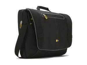"Case Logic Black 17"" Laptop Messenger Bag Model PNM-217"