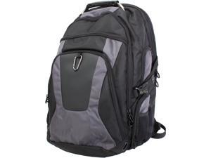 "Rosewill Black 17.3"" Notebook Computer Backpack Model RMBP-12001"