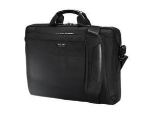 "Everki Black 15.6"" Lunar Laptop Bag / Briefcase Model EKB417"