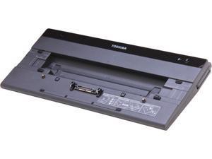 TOSHIBA Black PA3916U-1PRP Hi-Speed Port Replicator II