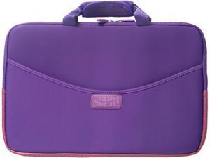 PC Treasures Purple Notebook Case Model 07485