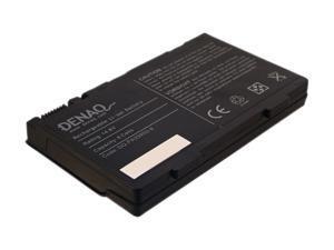 DENAQ DQ-PA3395U-8 8-Cell 4400mAh Battery for Toshiba M35X-S349