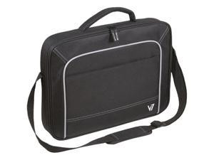 "V7 CCV1  16"" Vantage Frontloader Notebook Case, Black"