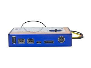 WiebeTech 31205-2409-0000 UltraDock v4 Port Replicator