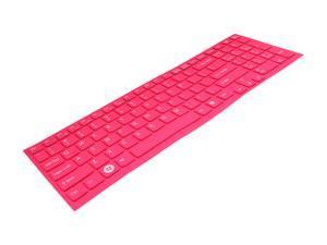 SONY VAIO Keyboard Skin - Pink VGPKBV3/P