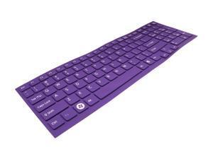 SONY VAIO Keyboard Skin - Violet                                                                         VGPKBV3/V