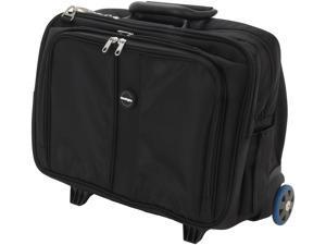 Kensington Black Contour Roller Notebook Case Model K62348