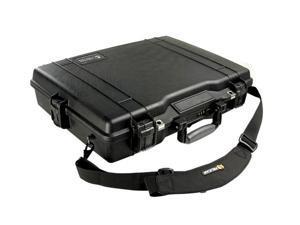 Pelican Black 1495CC1 Deluxe Laptop Case Model 1495-003-110