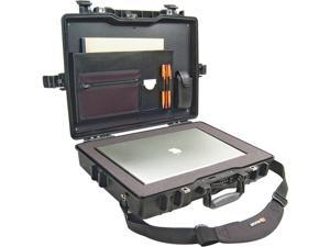 Pelican Black Stainless Steel Notebook Case Model 1495-008-110
