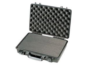 Pelican Black 1470 Laptop Case w/ Foam Model 1470-000-110